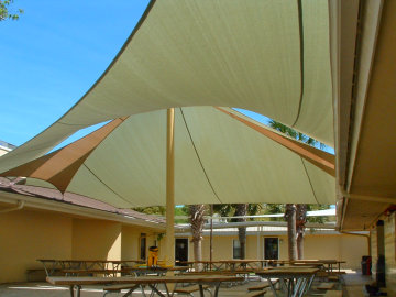 Commercial Shade Structures