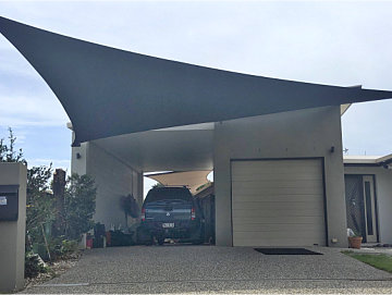 Domestic Home Shade Sails